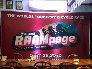 RAAMpage Cycling